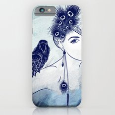 Parrot Girl iPhone 6 Slim Case