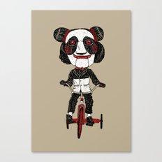 Panda Lover Canvas Print