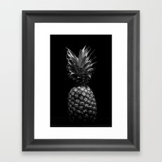 Pineapple #1 Framed Art Print