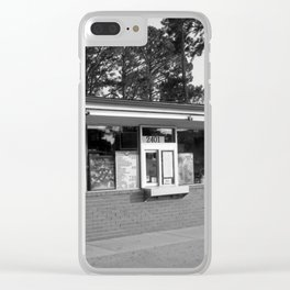 Classic Dairy Queen Clear iPhone Case