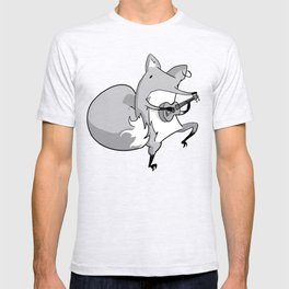 Ukelele fox T-shirt