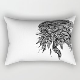 man-of-war Rectangular Pillow
