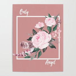 Only Angel Poster