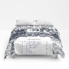 Frederick Chopin Nocturne art Comforters