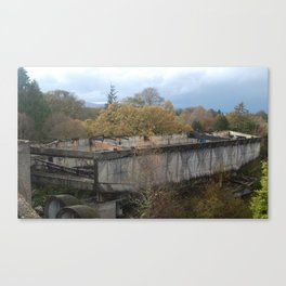St. Peter's Seminary - Lecture Hall Canvas Print