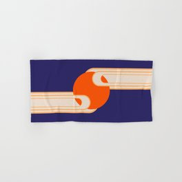 Party Cloudy Skies Hand & Bath Towel