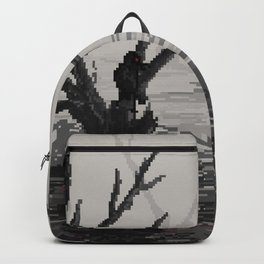 Lake of the dead Backpack