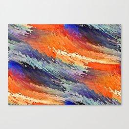 Acrylic Sea Canvas Print