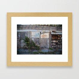 Access Framed Art Print