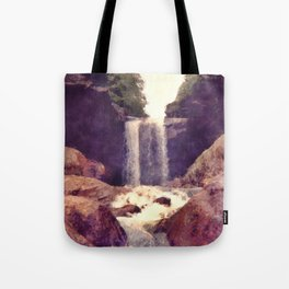 Kentucky Waterfall Tote Bag