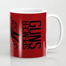 Spencer Shrike Bikes - Black Coffee Mug