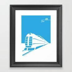 01_webdings_t Framed Art Print