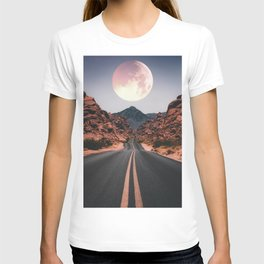 Mooned T-shirt