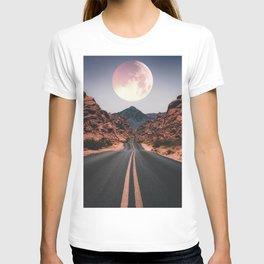 Mooned T-shirt