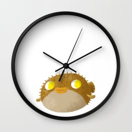 Blowfish Wall Clock