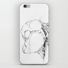 Toad iPhone Skin