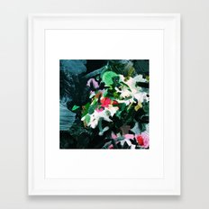 Palette No. Sixteen Framed Art Print