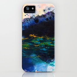 Shadows of Myself iPhone Case