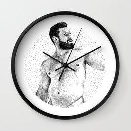 Joey - NOODDOOD Wall Clock