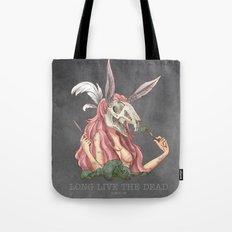 Long live the dead - Rabbit Tote Bag