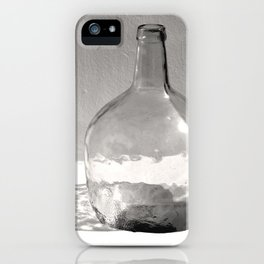 Still Life (Bottle) iPhone Case