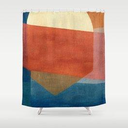 Il Riflesso della Luna Shower Curtain