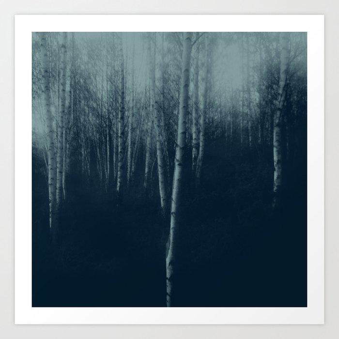 deep veins I Art Print