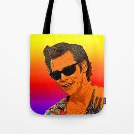 Ace Ventura pop art Tote Bag