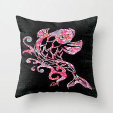 OSA STYLE FISH 2 Throw Pillow