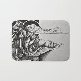 Harmony Sketch 2 Bath Mat