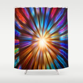 FM SUNSHINE Shower Curtain