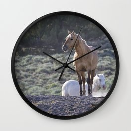 Watchful Wall Clock