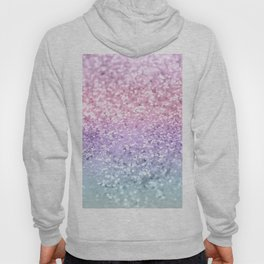 Unicorn Girls Glitter #1 #shiny #pastel #decor #art #society6 Hoody