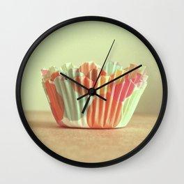 I Dream of Cupcakes Wall Clock