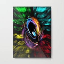 Abstract perfection 46 Metal Print