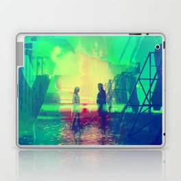 BLADE RUNNER Painting Poster | PRINTS | Blade Runner 2049 #M1 Laptop & iPad Skin