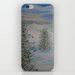Human Touch iPhone Skin