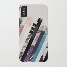 STRIPES 4 iPhone Case