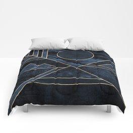 Modern Wild 1 Comforters
