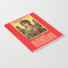 St. Michael the Archangel Notebook