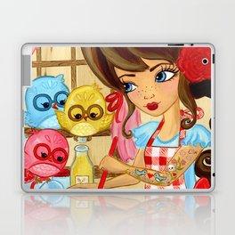 Tweets and Treats Laptop & iPad Skin