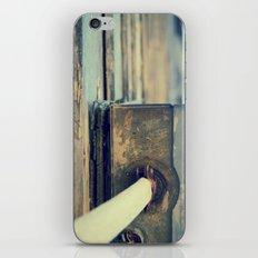Power Box iPhone & iPod Skin