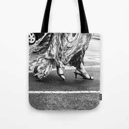 Fast as you can Tote Bag