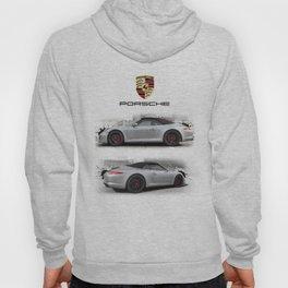 Cars: 911 Porsche Carrera GTS Hoody