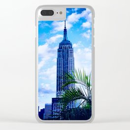 Empire 1 Clear iPhone Case