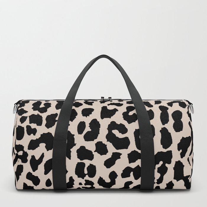 Tan Leopard Sporttaschen