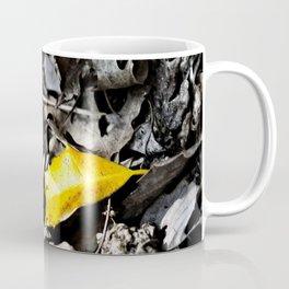 Yellow Loneliness Coffee Mug