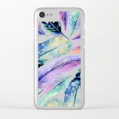 Wild Feathers #society6 #decor #buyart Clear iPhone Case