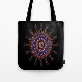 Dance of the Will-o'-the-wisps Tote Bag