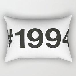 1994 Rectangular Pillow